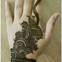 Beautiful Henna Ash Kumar Mehndi Designs 2020