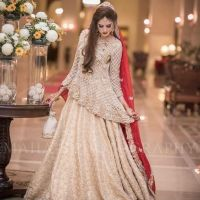 Beautifull Pakistani Dulhan Dresses Looking Design 2020
