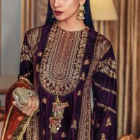Maria B Stunning Party Outfits Looking Dresses 2020
