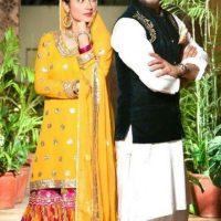 Mehndi Dresses For Beautifull Bridal Looking 2020