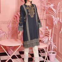 Nishat Linen Winter Khaddar Shrits For Women Looking 2020-21