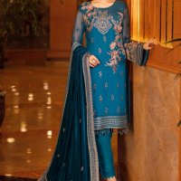 Ramsha Velvet Winter Unstitched Womens Clothes 2021