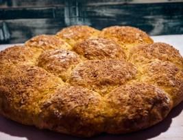 Pâine cu dovleac – Rețeta cu drojdie/Pumpkin Bread