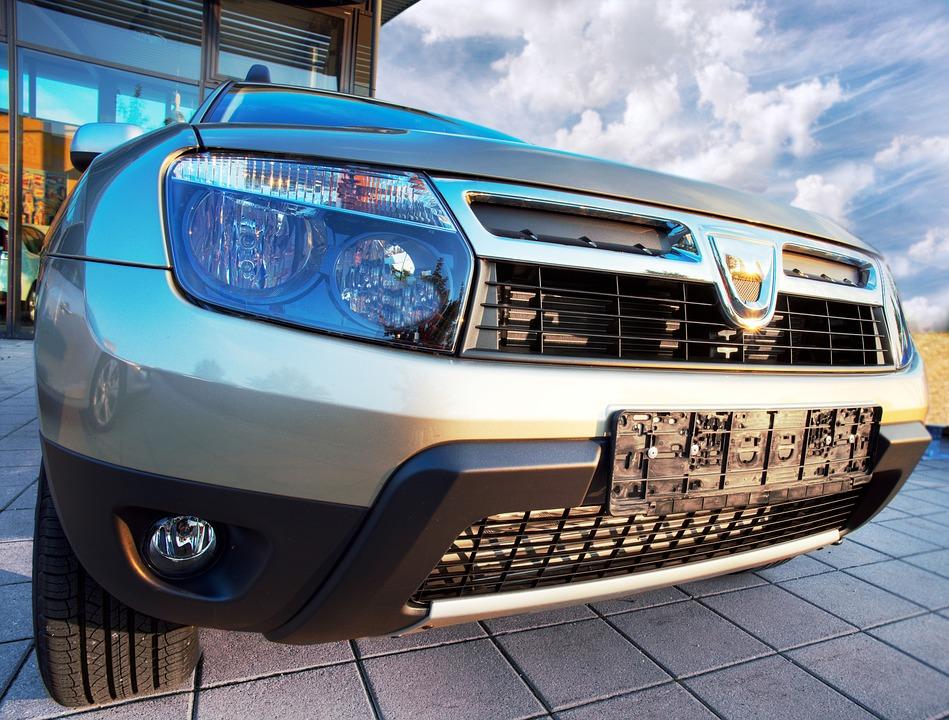 części do Dacia Duster