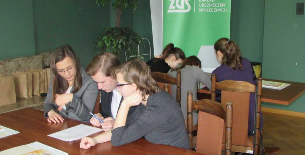 Olimpiada z ZUS robi z uczniów studentów