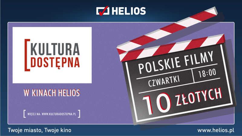 Seanse z cyklu Kultura Dostępna z polskimi napisami!