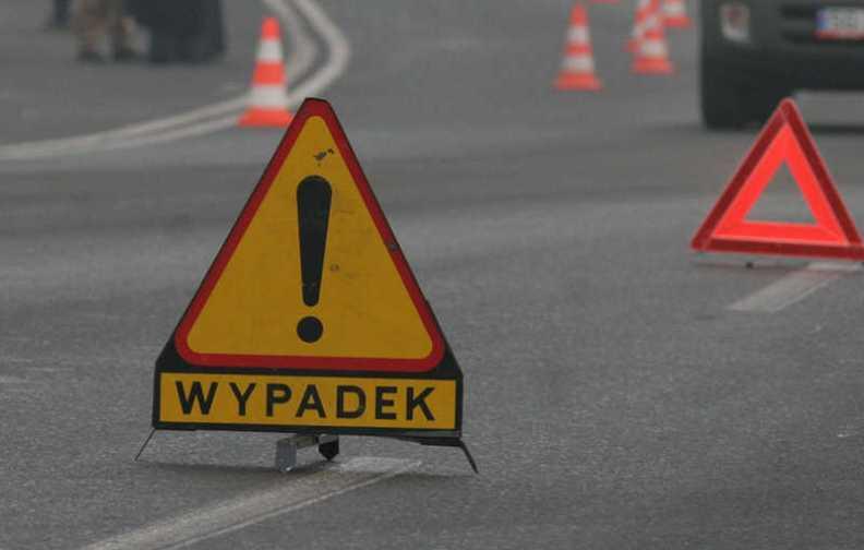 Śmiertelny wypadek drogowy na DK 12. Droga zablokowana!