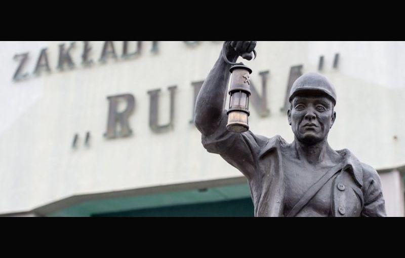 Uczczenie Pamięci Ofiar Górnictwa