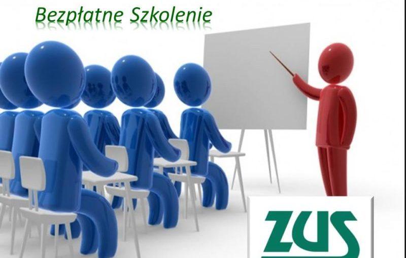 Bezpłatne szkolenie dla przedsiębiorców z Małego ZUS+