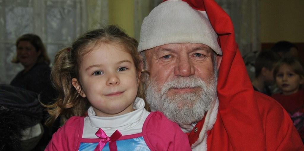Mikołaj w Buczynce