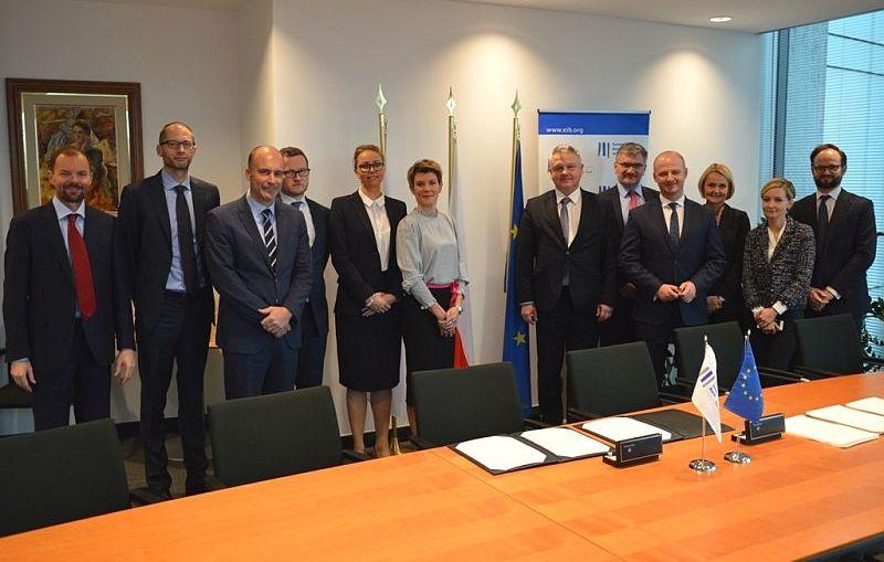 EBI wspiera kluczowe inwestycje technologiczne w polskim przemyśle miedziowym