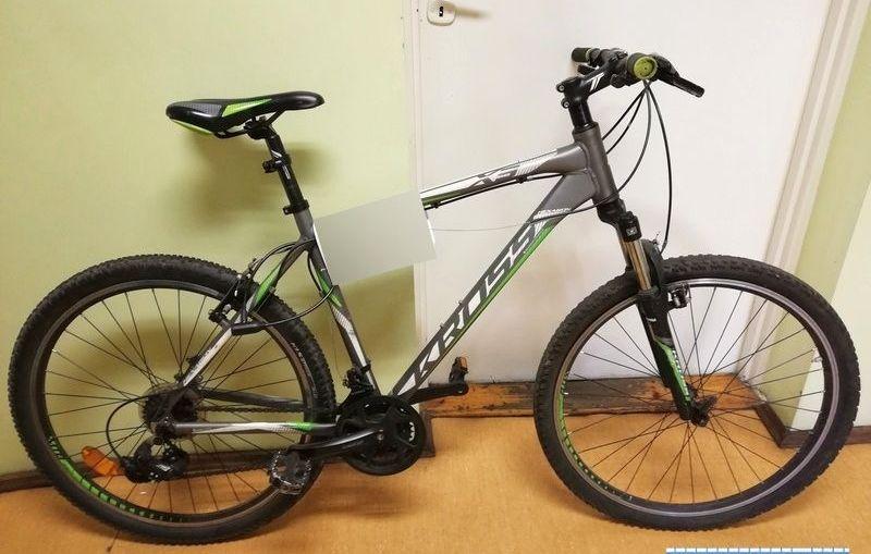 Policja Lubin poszukuje właściciela odzyskanego roweru