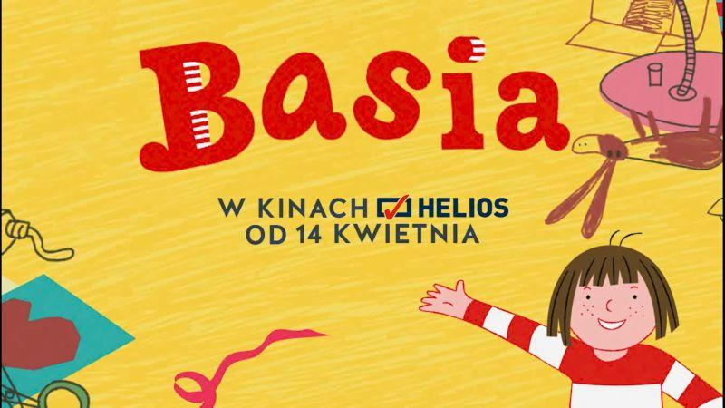 """Kina Helios zapraszają 14-15 kwietnia na seanse specjalne filmu """"Basia"""""""