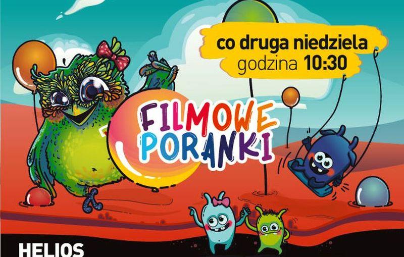Filmowe Poranki: Strażak Sam cz.2
