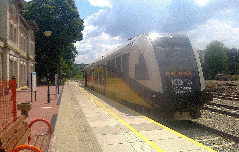 Od grudnia 12 par pociągów do Lubina