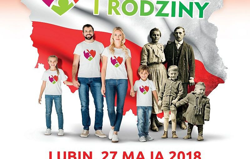 Lubin. V Marsz dla Życia i Rodziny