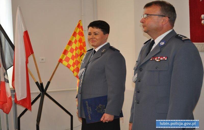 Nadkom. dr Joanna Cichla –Pierwsza Pani Komendant na Dolnym Śląsku