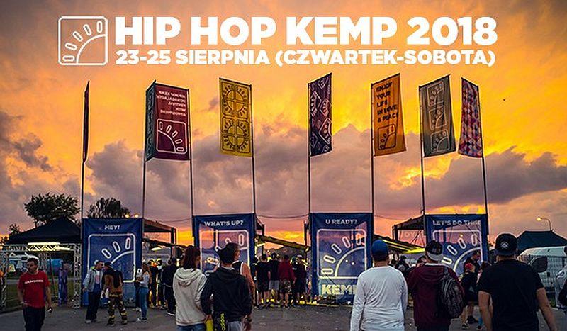 """Ważne informacje dla osób udających się na festiwal """"Hip Hop Kemp 2018"""" w Hradec Kralove"""