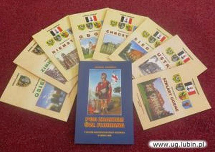 Kolejne monografie w Gminie Lubin