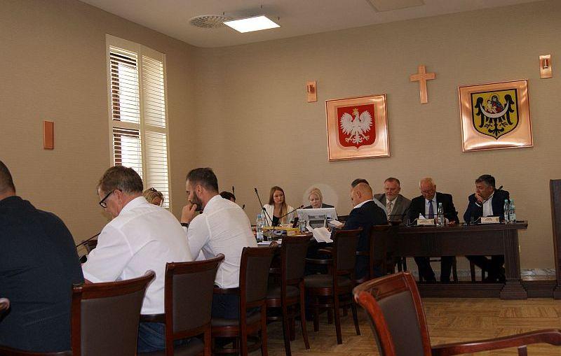 XLIV sesja Rady Miejskiej w Lubinie