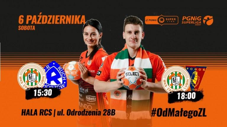 Superliga mężczyzn: MKS Zagłębie Lubin vs Pogoń Szczecin