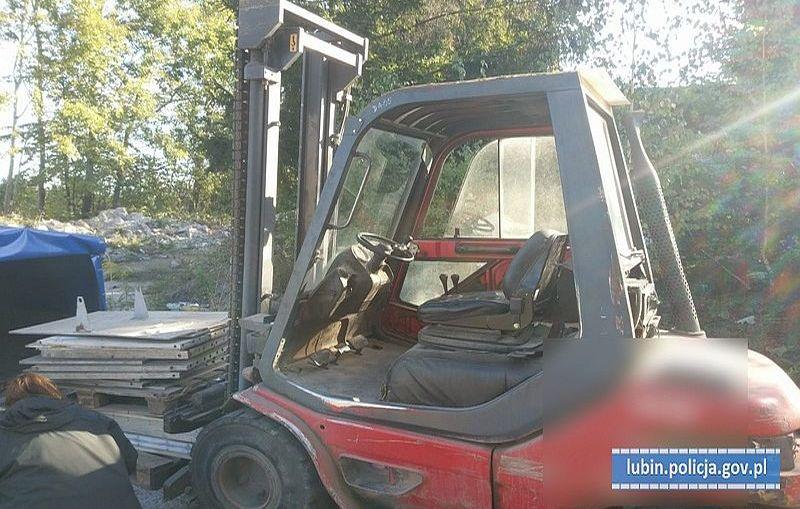 Policjanci odzyskali formy aluminiowe o wartości 310 tysięcy złotych