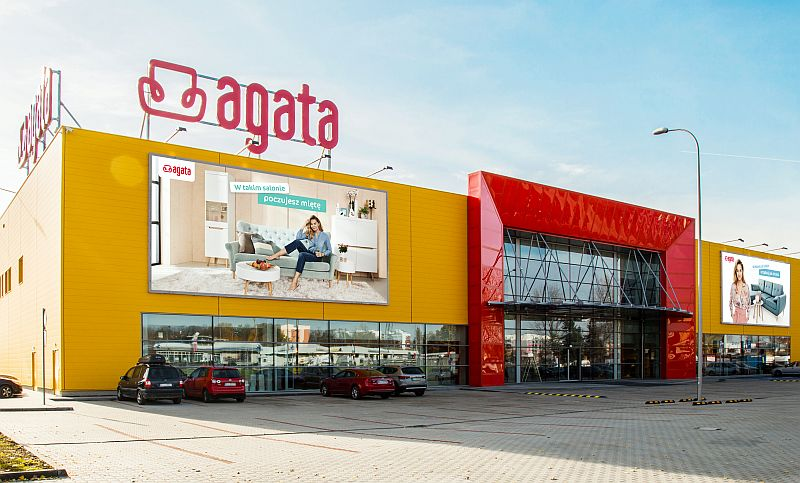 Znamy datę otwarcia salonu Agata w Lubinie!