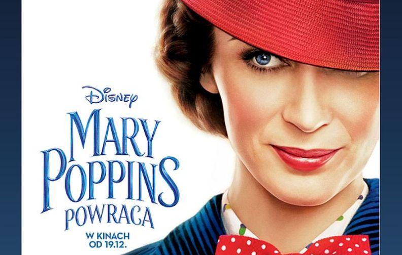 """Mary Poppins powraca"" na ekranach kin Helios!"