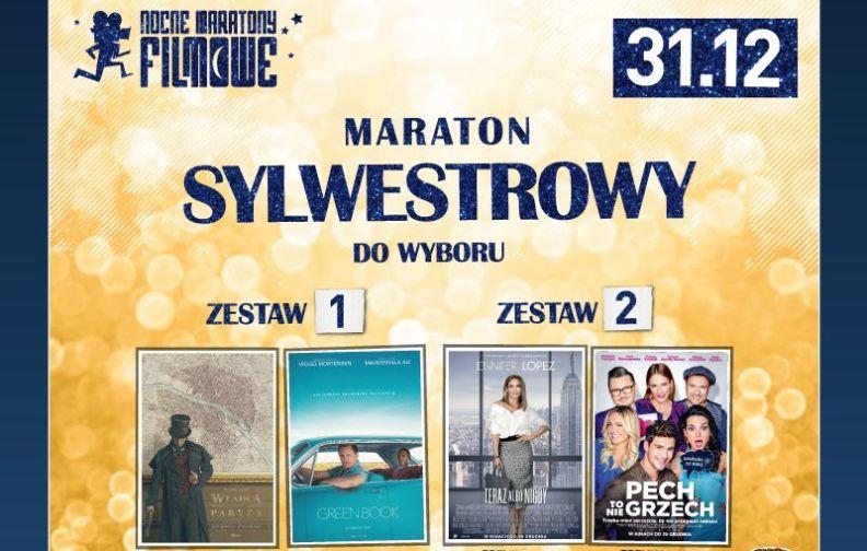 Helios zaprasza na filmowy Maraton Sylwestrowy!