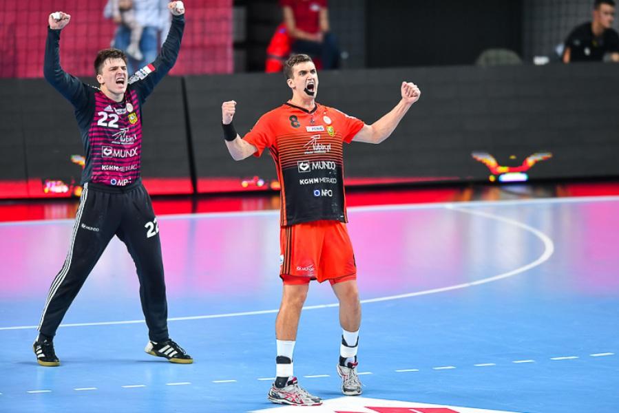Superliga mężczyzn: MKS Zagłębie Lubin – MKS Kalisz
