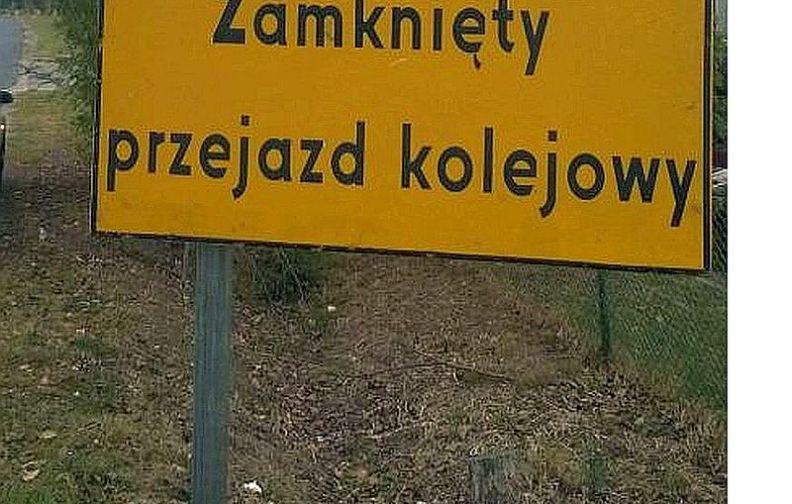 Przejazd kolejowy na Legnickiej nadal zamkniety