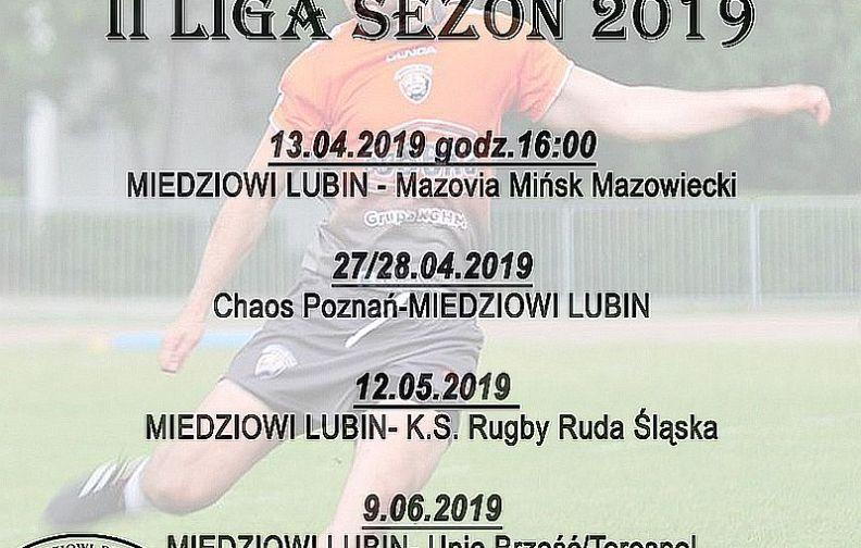 Miedziowi rugbyści zaczynają sezon