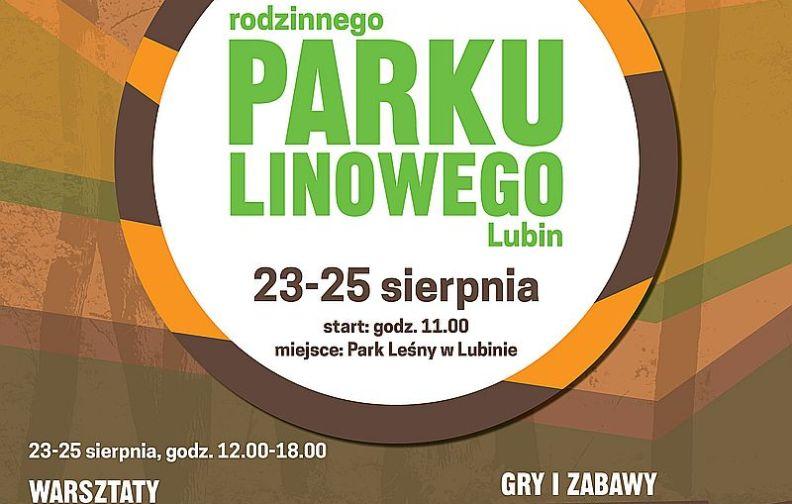 Otwarcie Parku Linowego w Lubinie