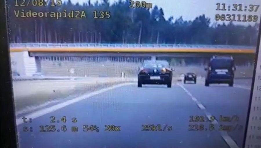 Speed. Kolejny pirat drogowy został ukarany