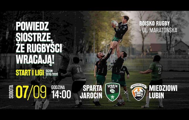 Rusza 1 Liga Rugby