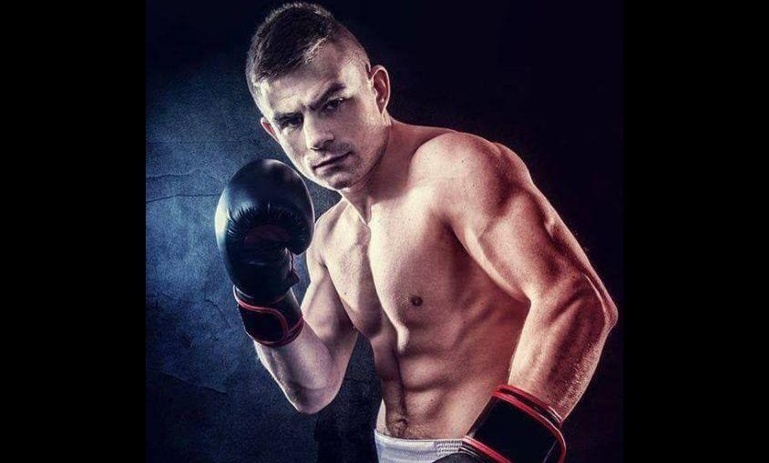 Lubinianin Paweł Czyżyk wystąpi na gali boksu zawodowego w Białymstoku.