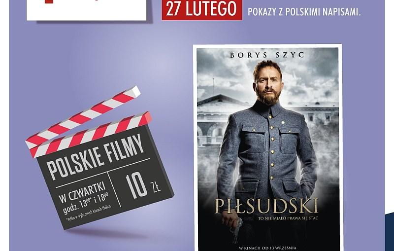 Piłsudski w Kulturze Dostępnej w kinie Helios