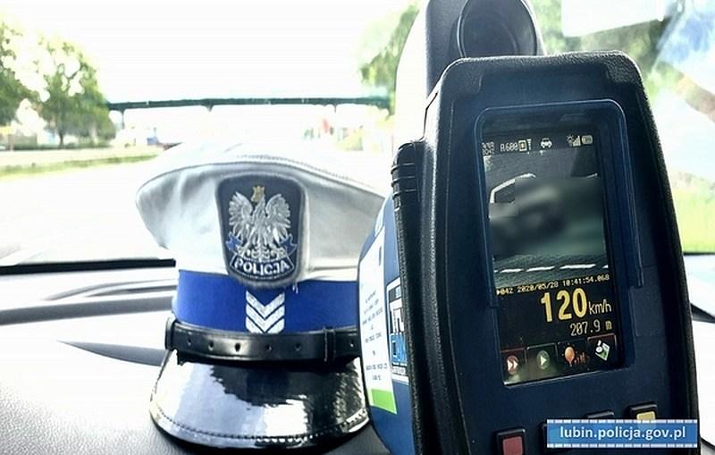 Sześć zatrzymanych praw jazdy, za przekroczenie prędkości w obszarze zabudowanym