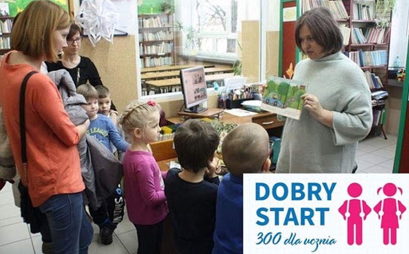 300 plus. Wyprawka szkolna dla ucznia w programie Dobry Start