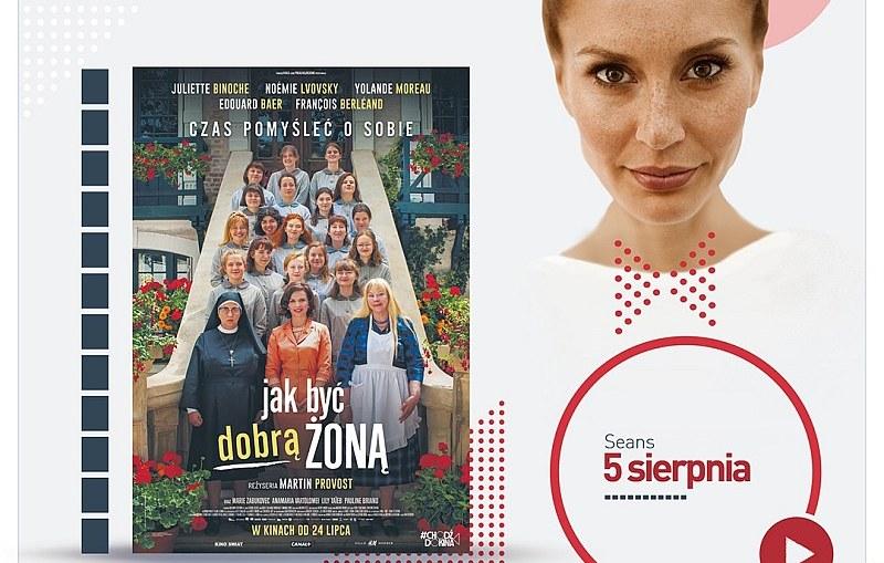 Kino Kobiet – sierpniowe seanse tylko dla Pań!