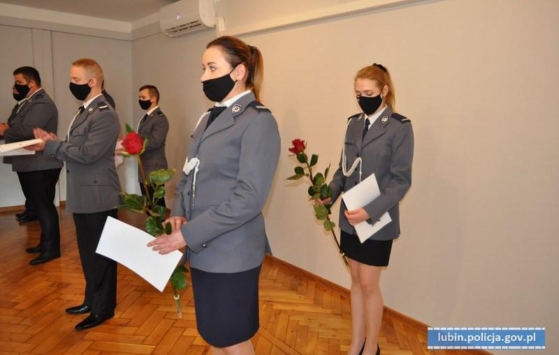 Lubińskie obchody Święta Policji 2020