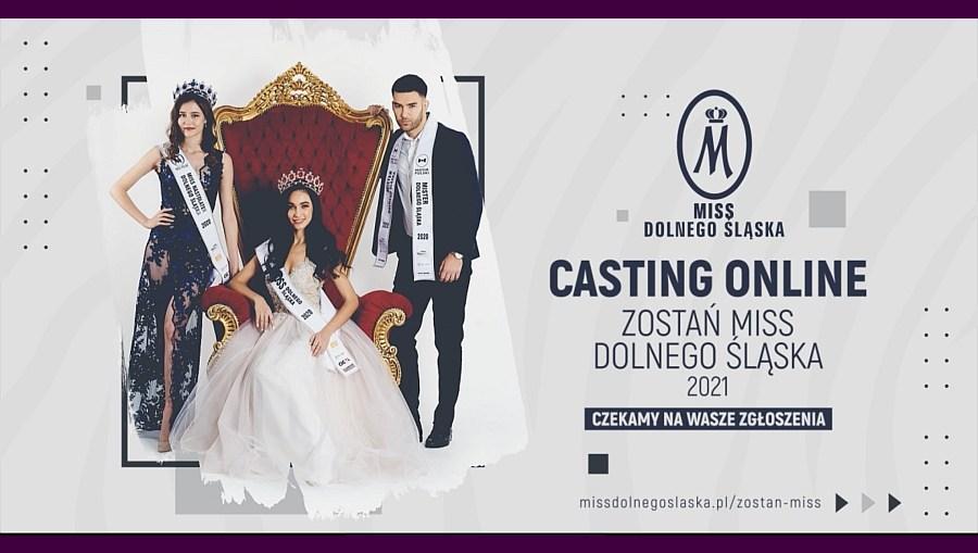 Zostań Miss Dolnego Śląska 2021! Rusza nowa edycja największego konkursu piękności w województwie!