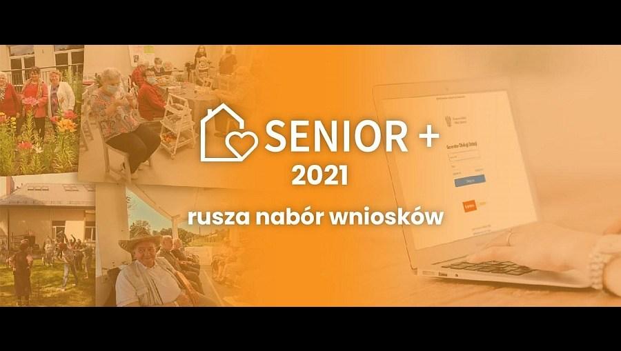 "Rusza konkurs ofert do programu ""Senior+"" edycja 2021"