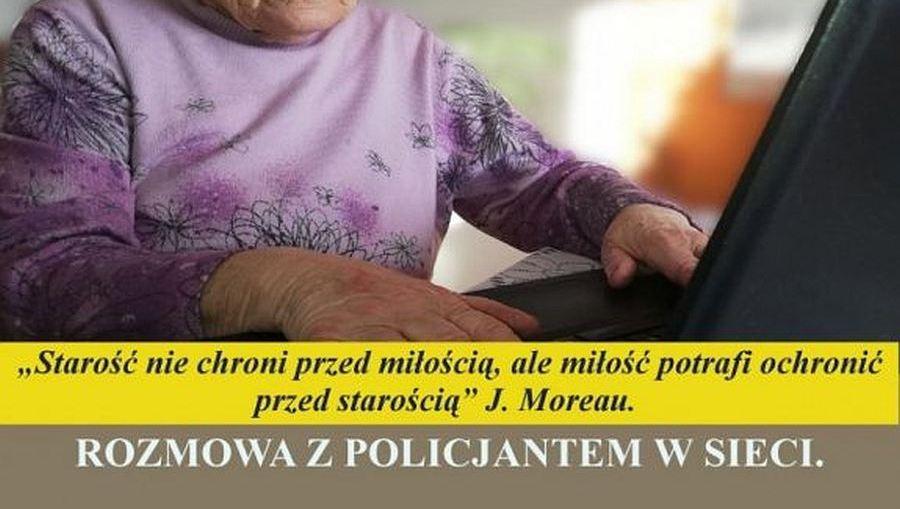 """SPOTKANIE DLA SENIORÓW """"SENIOR - ONLINE"""" JUŻ W PONIEDZIAŁEK 1 MARCA!"""