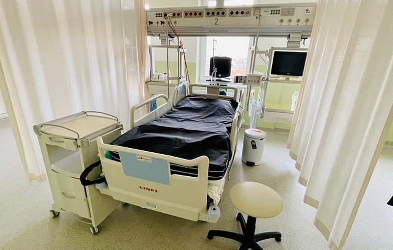 Otwarcie Oddziału Intensywnej Terapii i Anestezjologii w Miedziowym Centrum Zdrowia