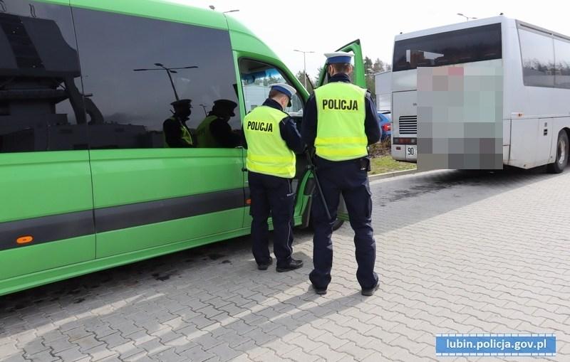 DZIAŁANIA POLICJANTÓW NA RZECZ WALKI Z KORONAWIRUSEM
