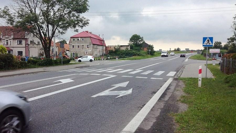 Podpisany został Program inwestycji dla budowy sygnalizacji świetlnej w Osieku