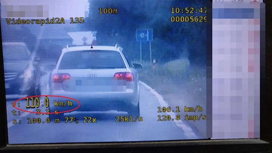 Zero tolerancji dla niebezpiecznych prędkości i nietrzeźwych kierujących