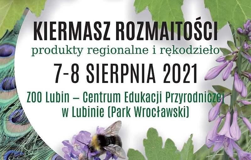 ZOO Lubin - Kiermasz rozmaitości, edycja sierpniowa - zaproszenie dla wystawców