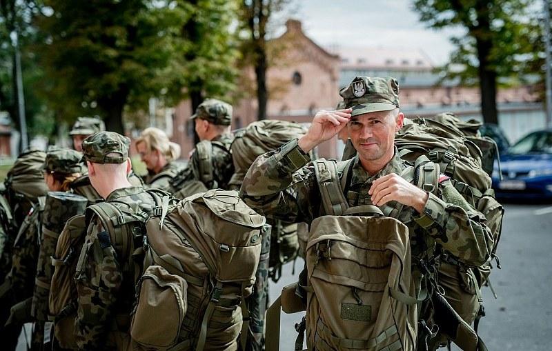 Tysięczny żołnierz dołączył do Dolnośląskich Terytorialsów